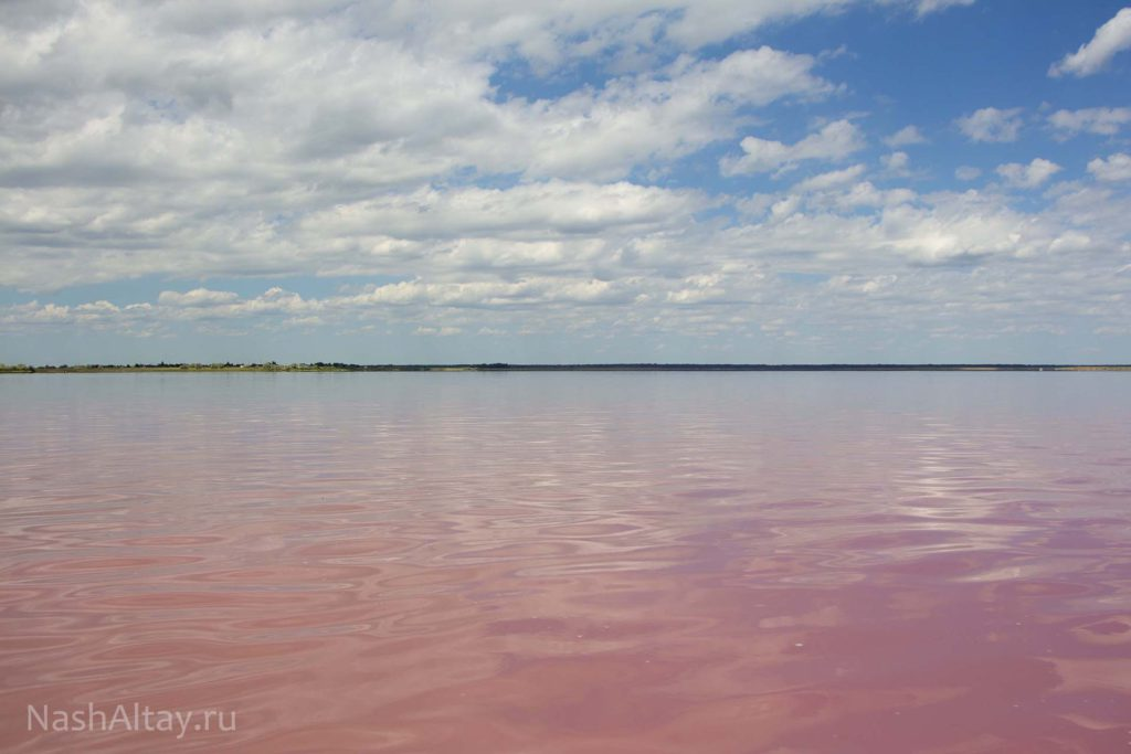 фото Малинового озера
