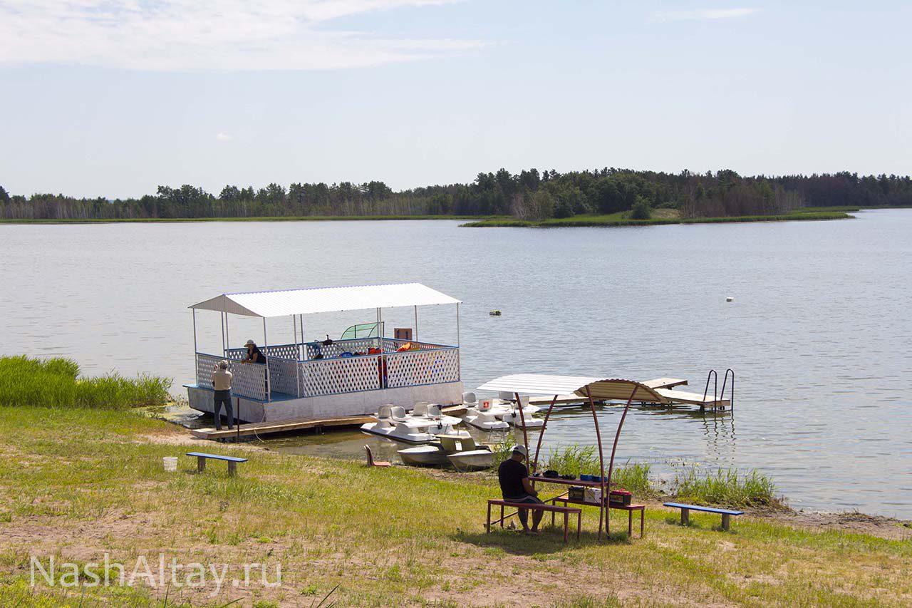 Гуселетовские озера
