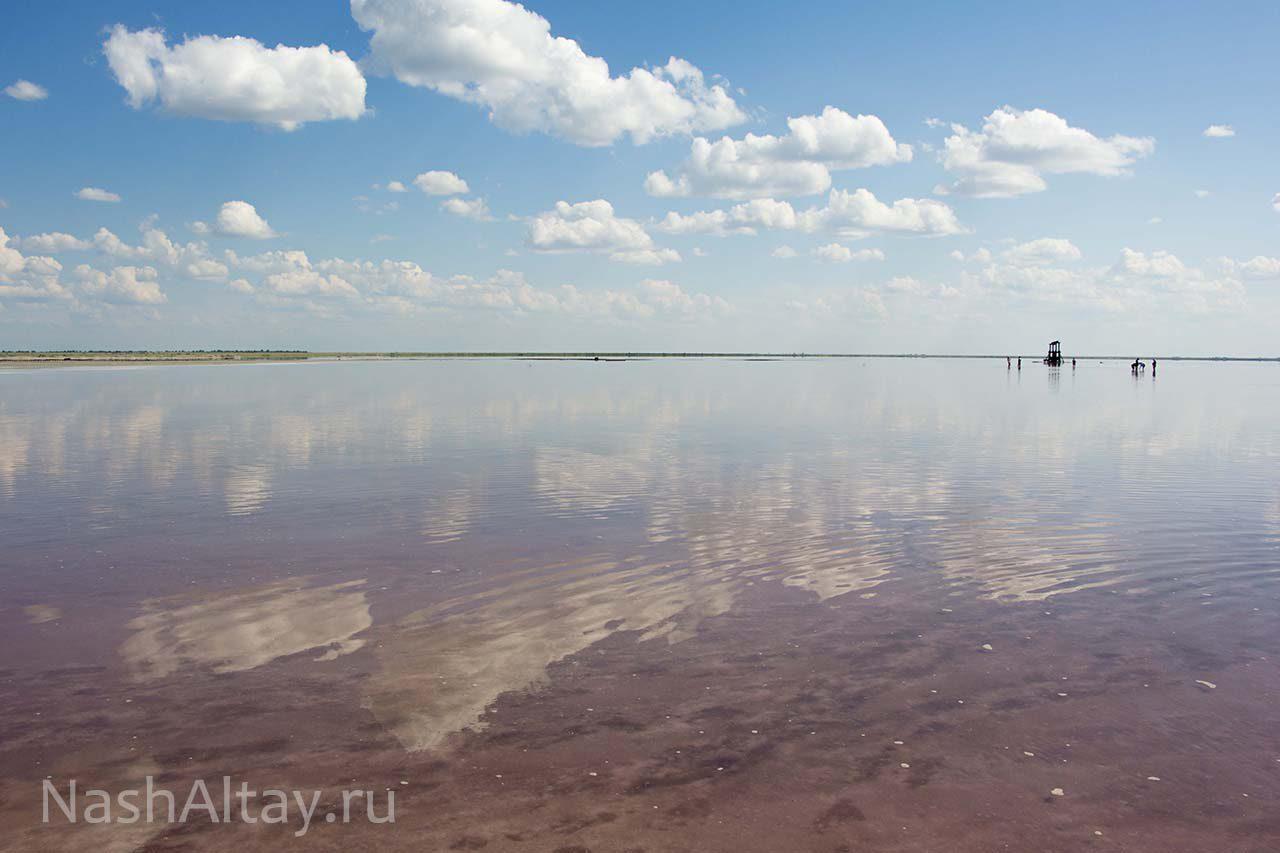 бурлинское озеро