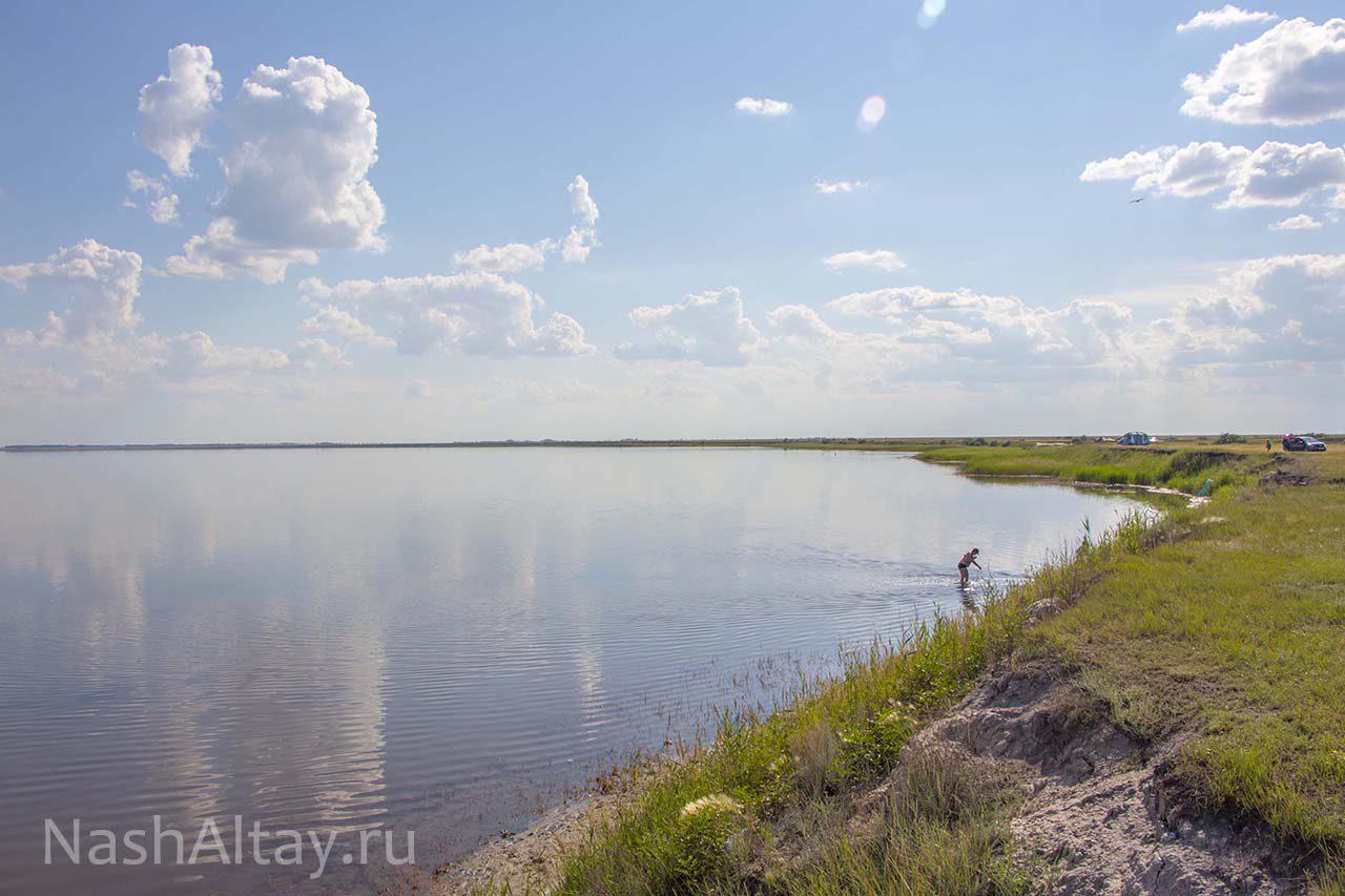Озеро Малое Яровое