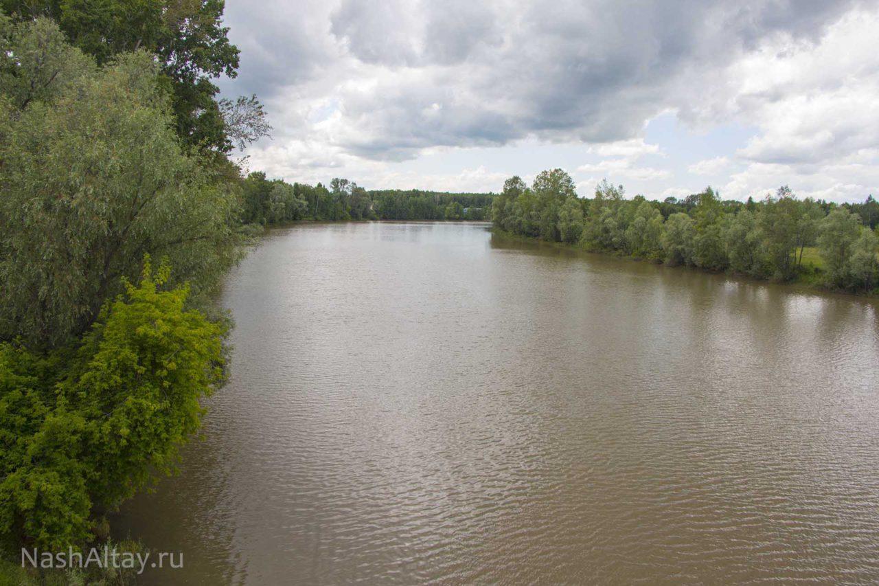 Река Иша