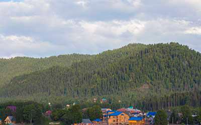 Гора Кебетек