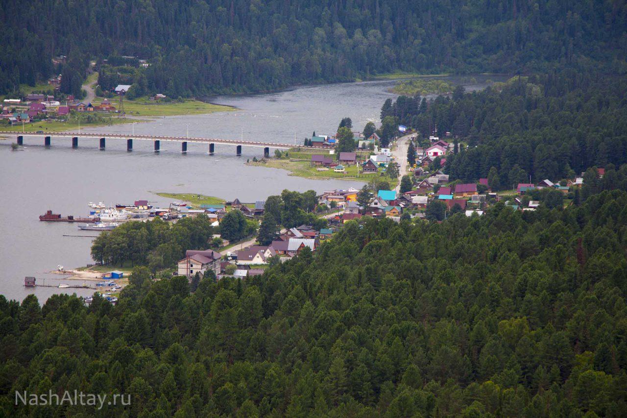 Село Артыбаш