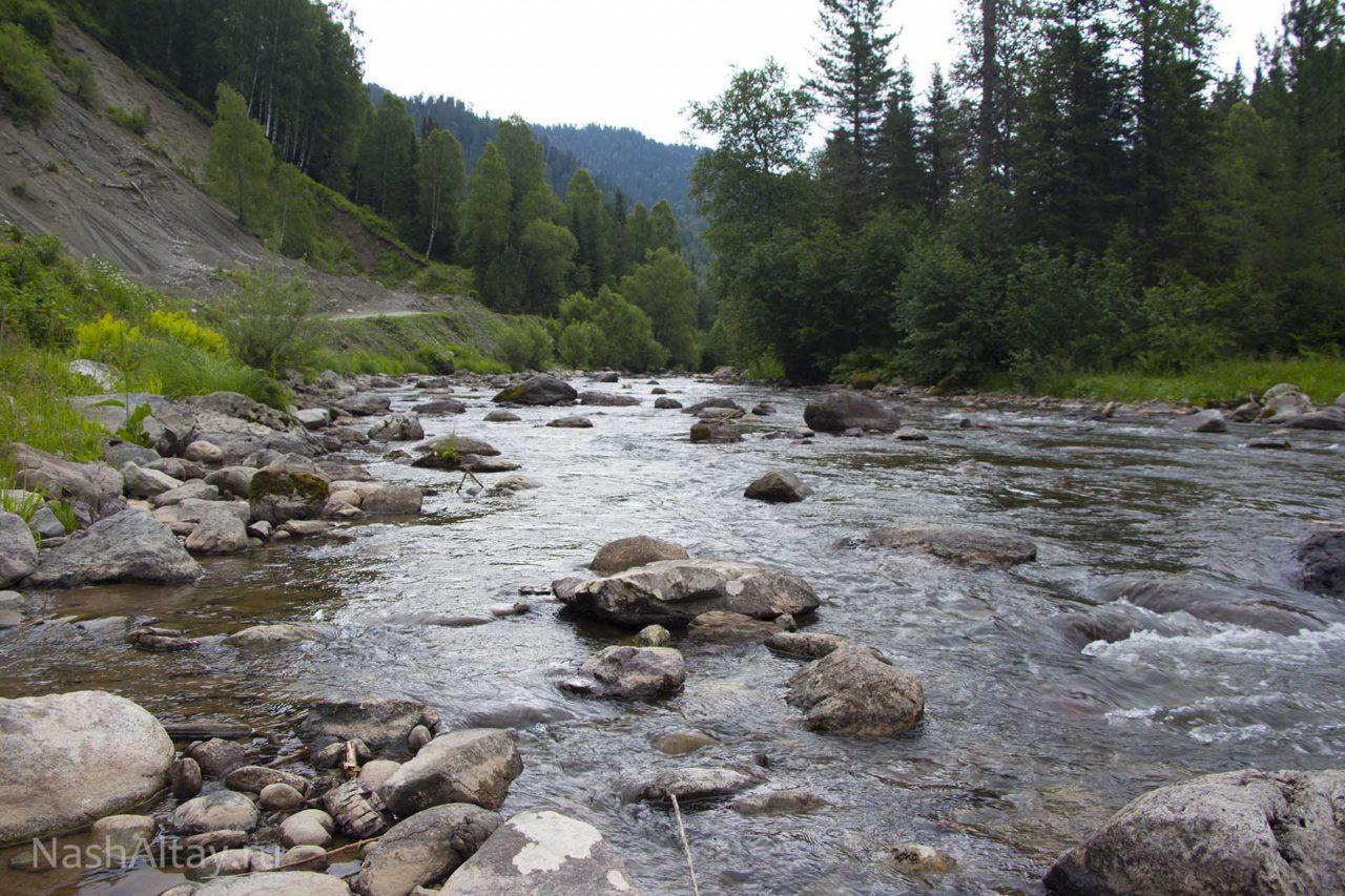 Река Иогач