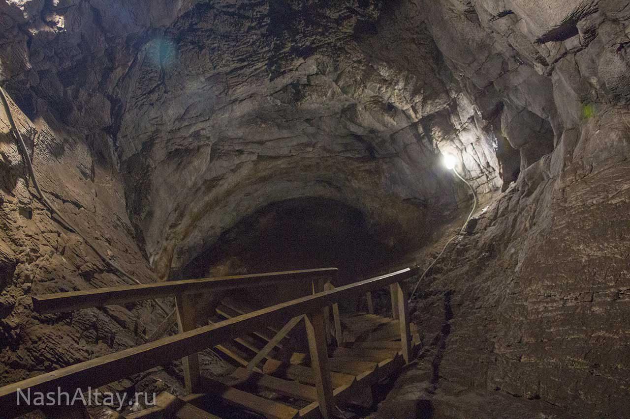 Талдинские (Тавдинские) пещеры