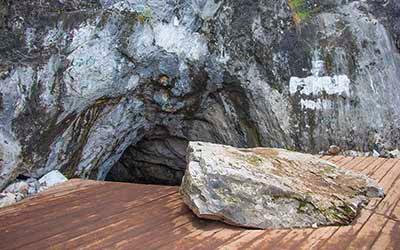 Талдинские пещеры