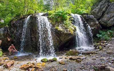 Водопад Чечкыш