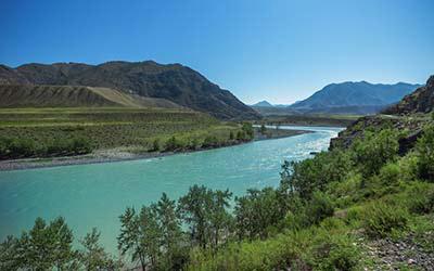 Река Катунь