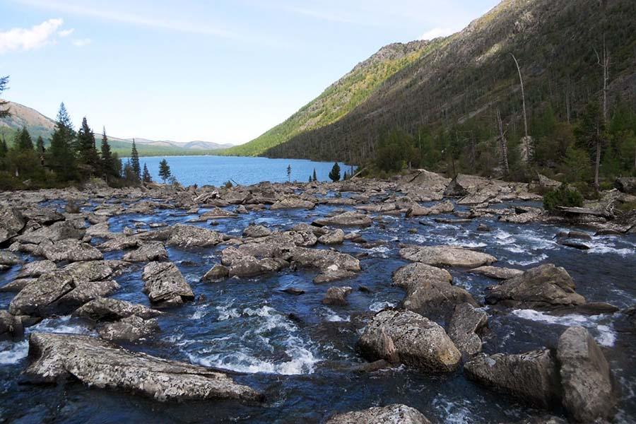 Шумы на реке Мульта