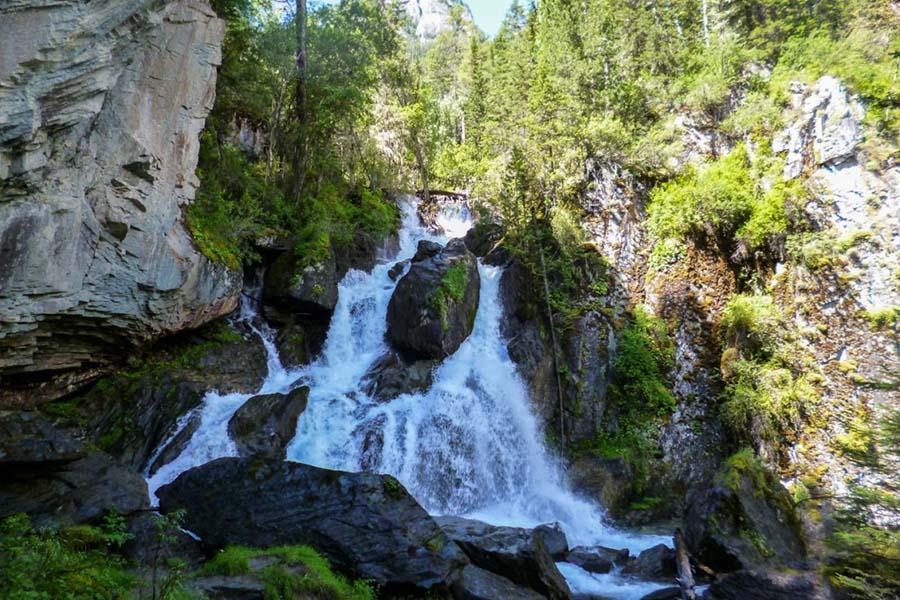 Водопад Вучарах (Широкий)
