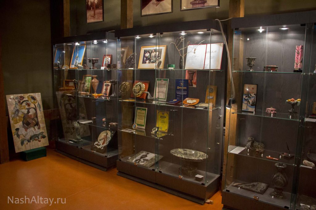 Музей камнерезного дела