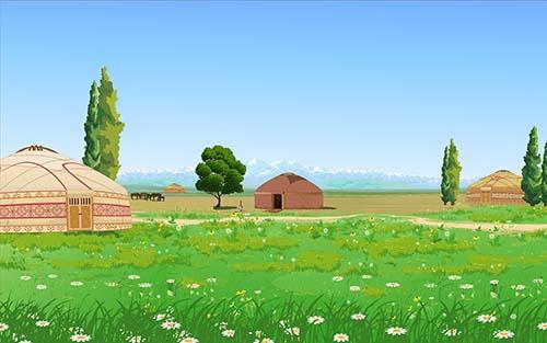 Легенда о хане Теле (Телецкое озеро)