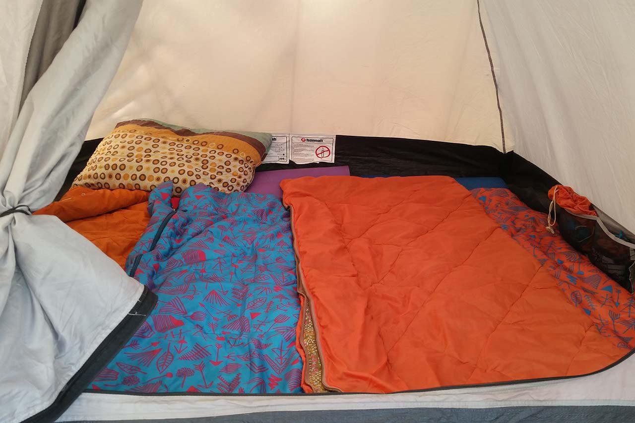Выбор спального мешка (спальника)