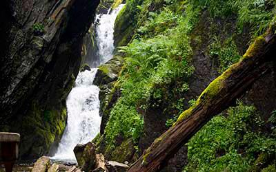 водопад Эстюбэ