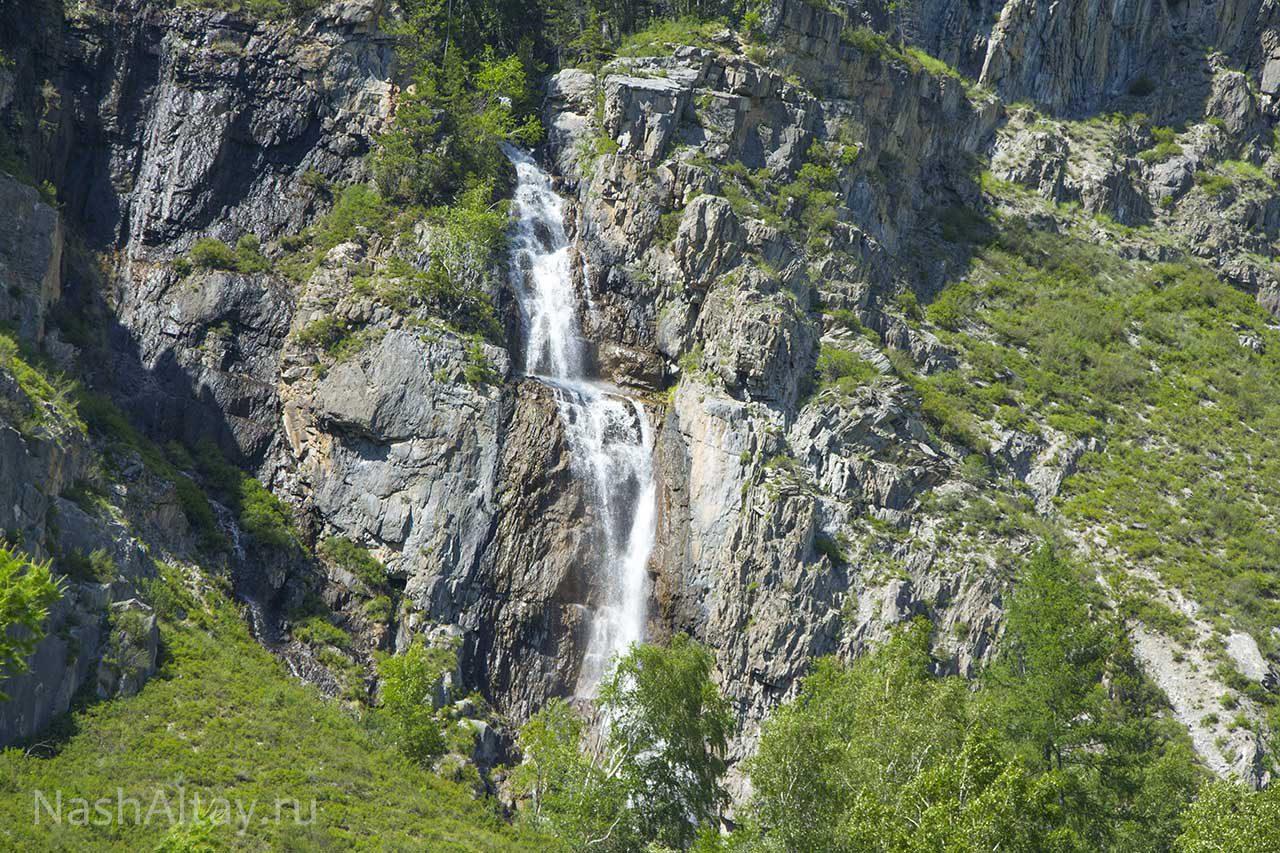 Водопад Ширлак (Девичьи слезы)