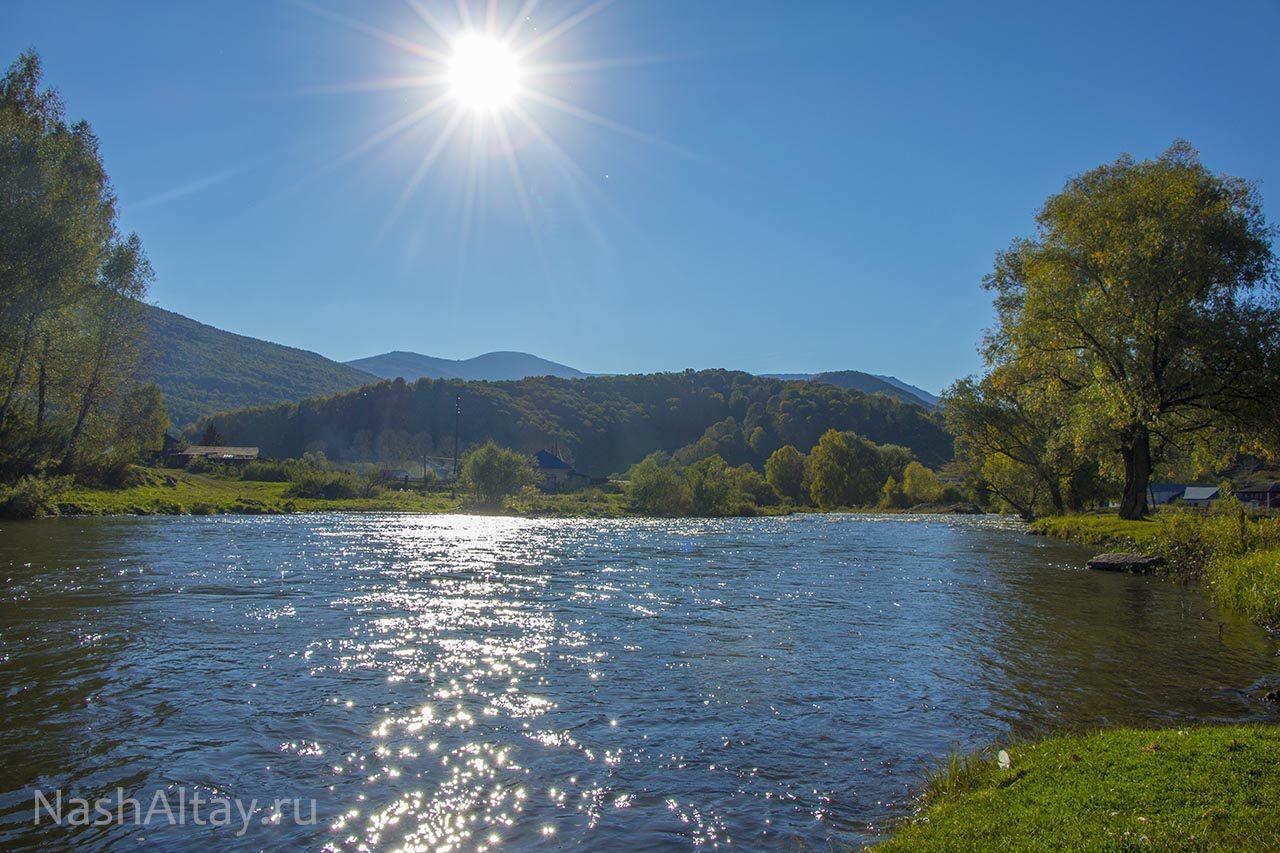 Река Ануй