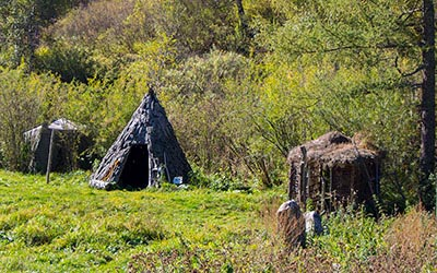 Первые люди на Алтае