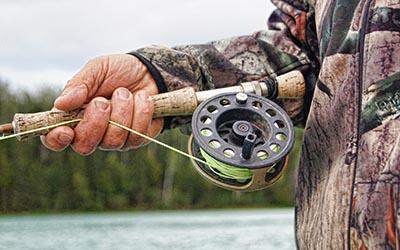 Рыбалка. Водный мир Алтая