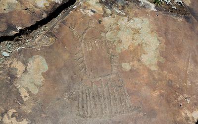 Археологические памятники Алтая